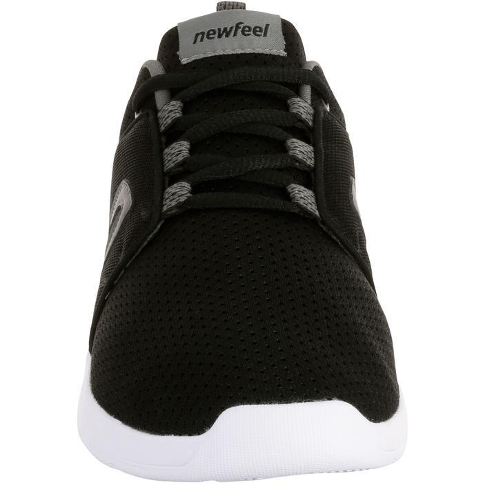 Zapatillas de marcha deportiva para mujer Soft 140 mesh negro