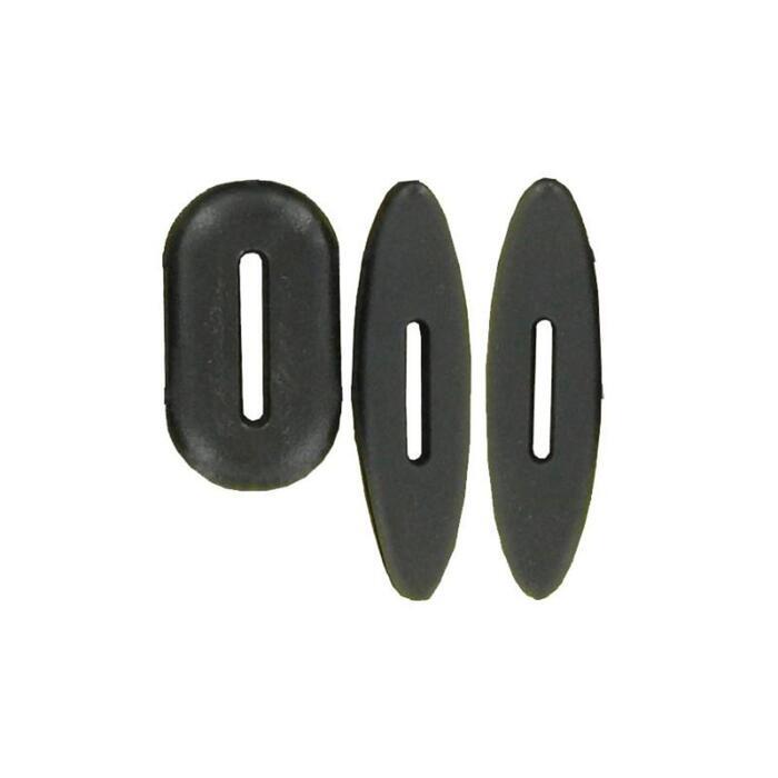 Arrétoir martingale et olives rênes équitation noir - 920678