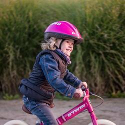 Loopfietsje 10 inch Run Ride Rose City - 920750