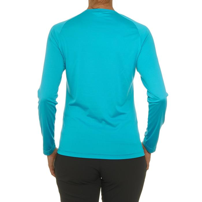 Tee-Shirt manches longues randonnée Techfresh 50 femme - 92103