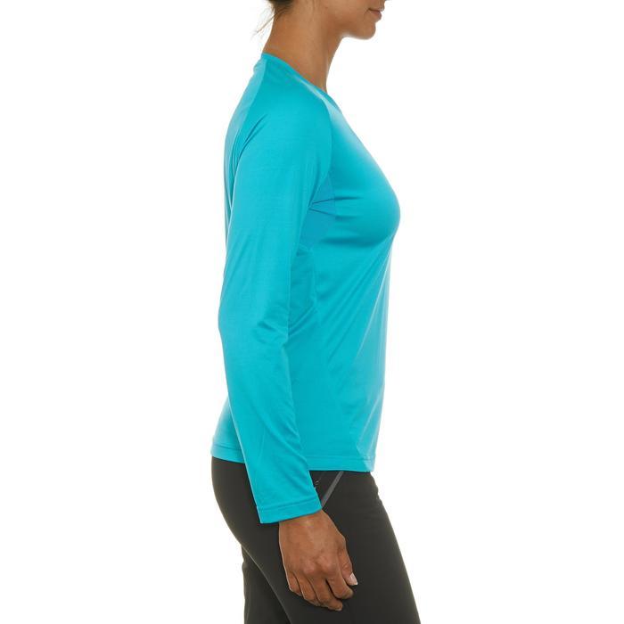 Tee-Shirt manches longues randonnée Techfresh 50 femme - 92107