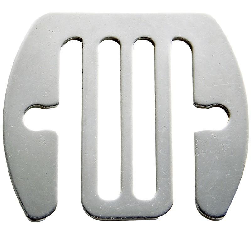 Conector Inox Bandă 40mm x5