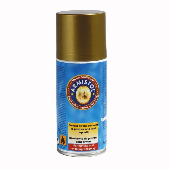 Bleientferner-Spray für Waffen