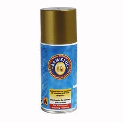 Spray tegen loodresten