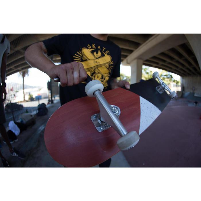 Skateboard Team100 Galaxy rot