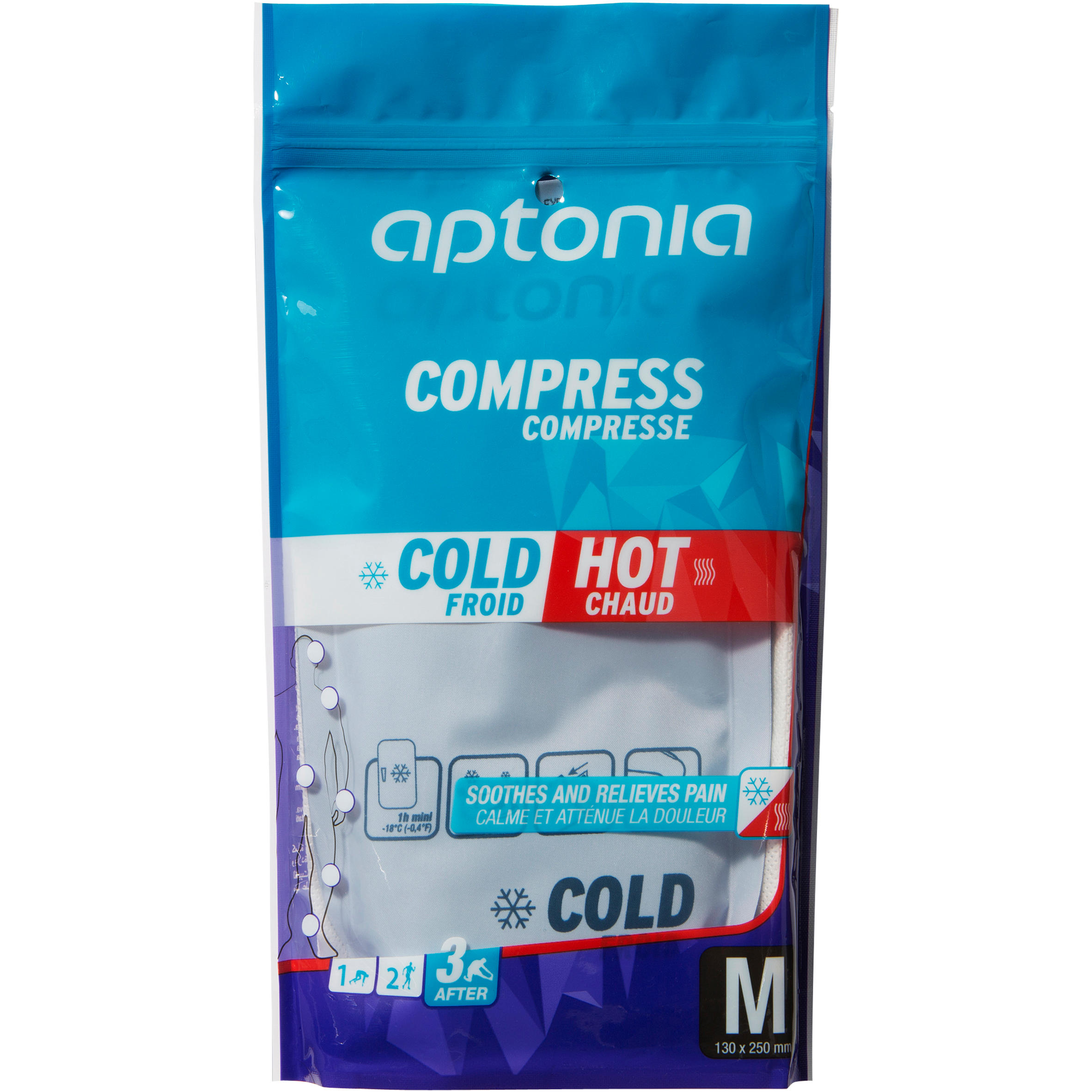 Compresse chaud/froid taille M