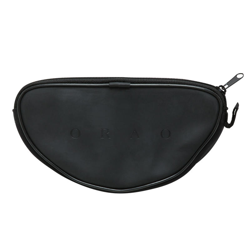 66d934ca4d2 Case 500 Semi-Rigid Neoprene Case for Glasses - Black