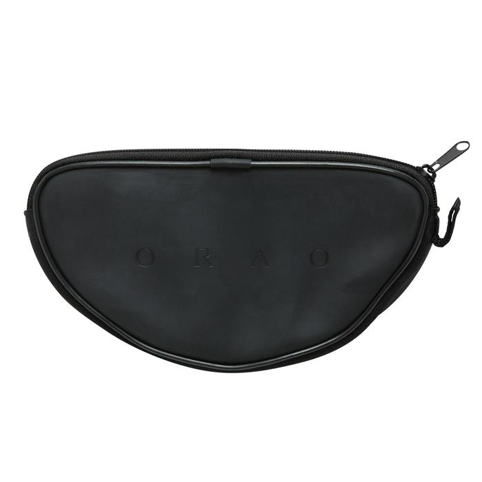 半硬質太陽眼鏡盒 500 - 黑色