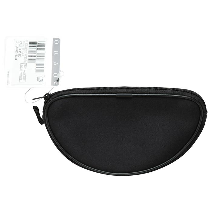 Case 500 Semi-Rigid Neoprene Case for Glasses - Black - 923663