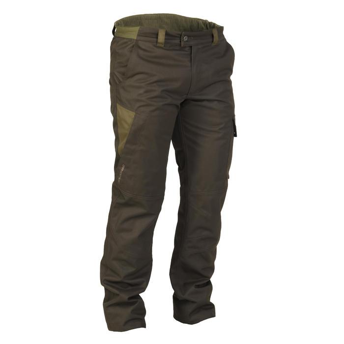 Pantalon chasse imperméable chaud 500 - 923784