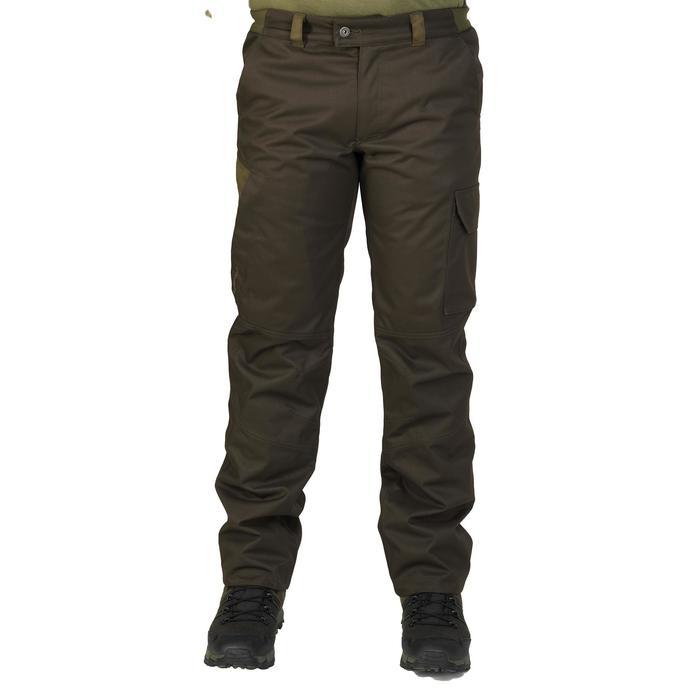 Pantalon chasse imperméable chaud 500 - 923785