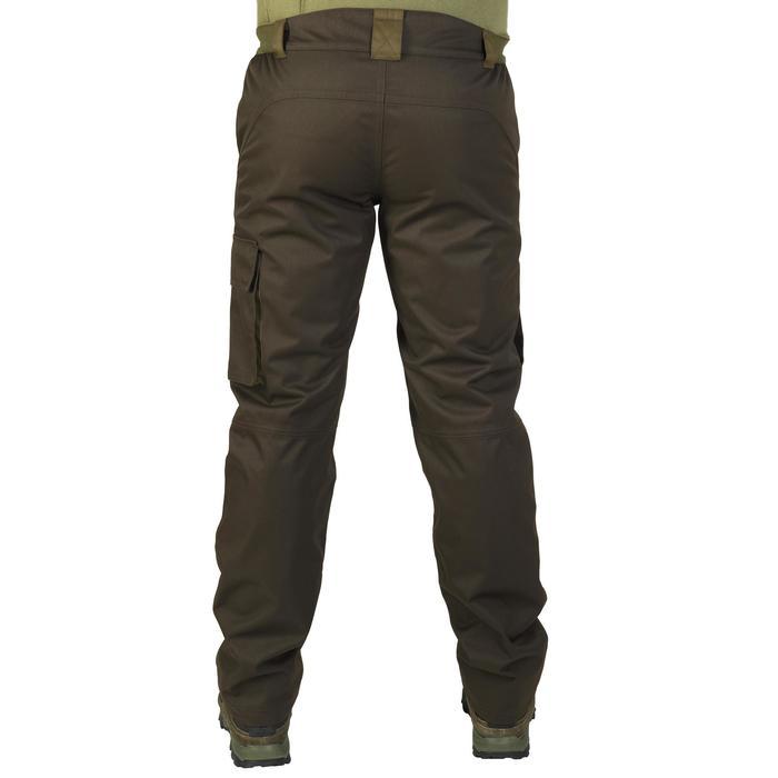 Pantalon chasse imperméable chaud 500 - 923786