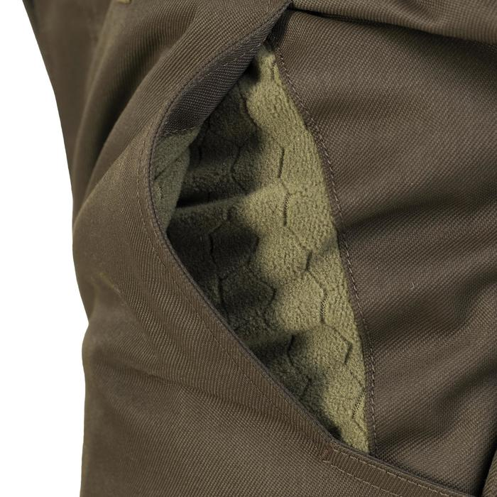 Pantalon chasse imperméable chaud 500 - 923790