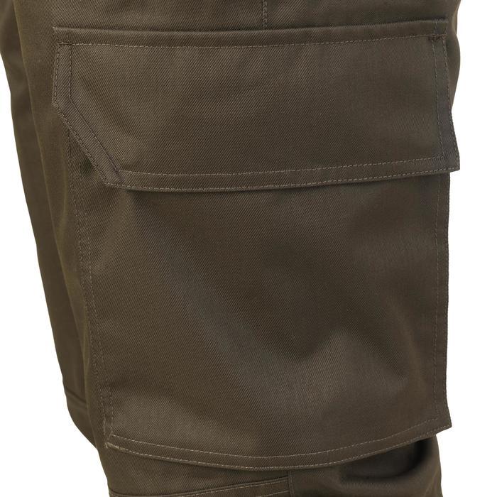 Pantalon chasse imperméable chaud 500 - 923791