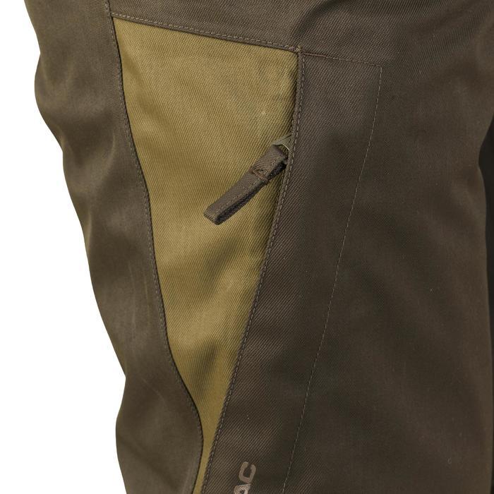 Pantalon chasse imperméable chaud 500 - 923792