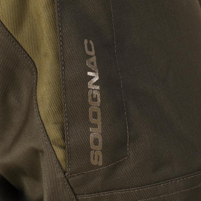 Pantalon chasse imperméable chaud 500 - 923793