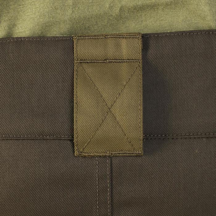 Pantalon chasse imperméable chaud 500 - 923794