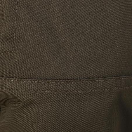 500 WATERPROOF WARM HUNTING PANTS - BROWN