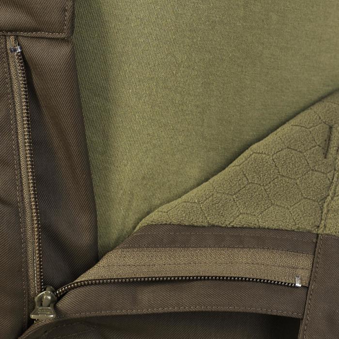 Pantalon chasse imperméable chaud 500 - 923796