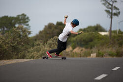 lage schoenen skateboarden/longboarden volwassenen Vulca Canvas L petroleum - 92417