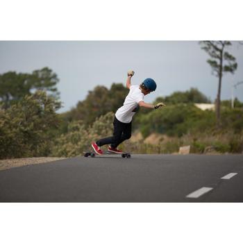Chaussures basses skateboard - longboard VULCA CANVAS L noires - 92417