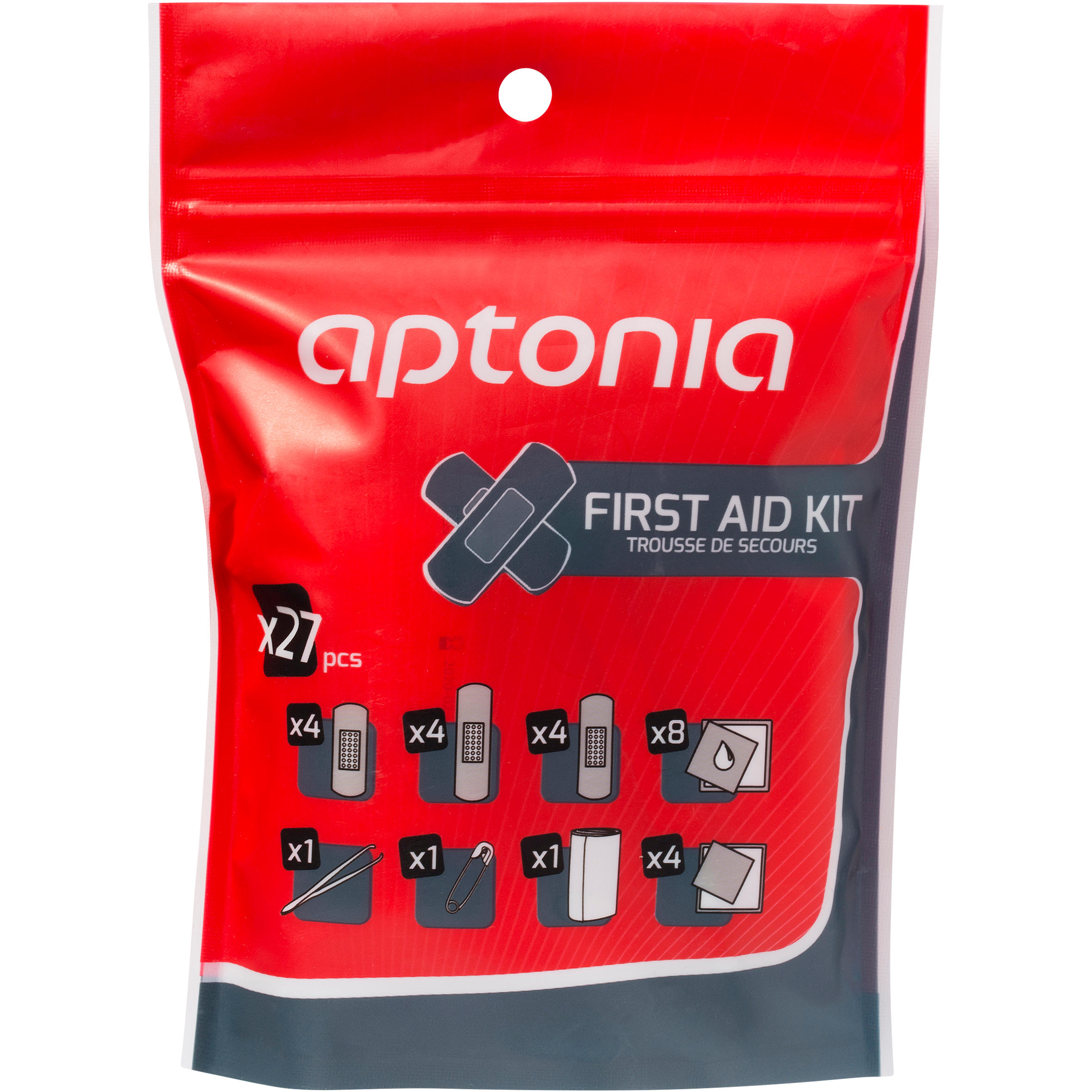 100 First Aid Kit -...