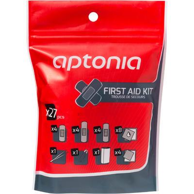 Kit de recharge pour trousse de 1er secours APTONIA - 27 pièces