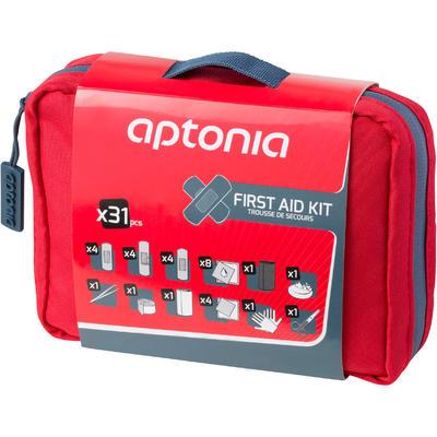 Kit Primeros Auxilios 300 rojo