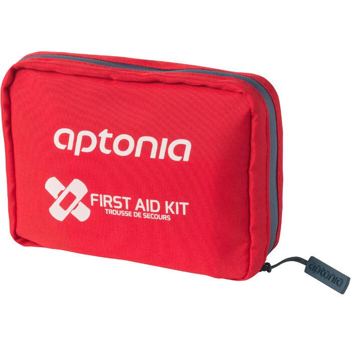 Erste-Hilfe-Set 300 Verbandsmaterial rot
