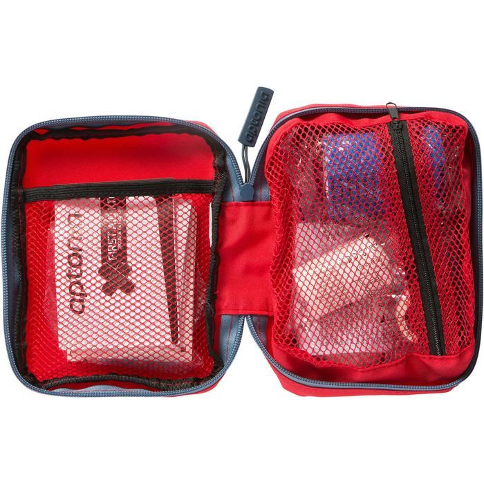 Botiquín primeros auxilios Aptonia 300 Rojo