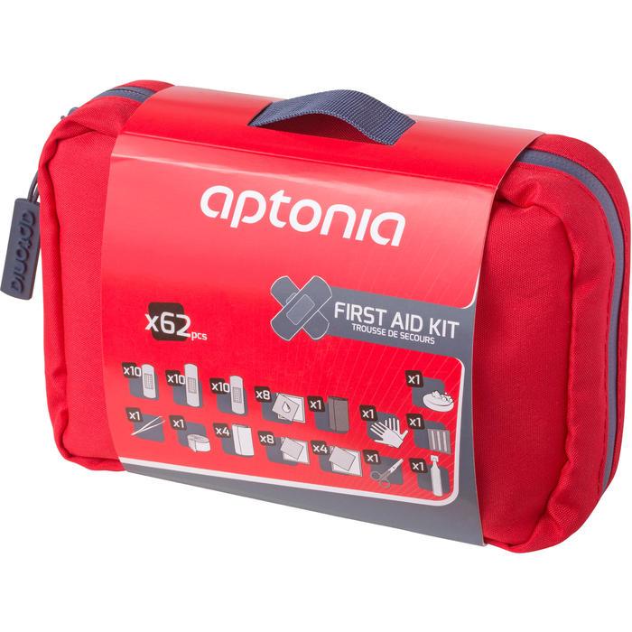 Kit 1er Secours 500 rouge - 924464