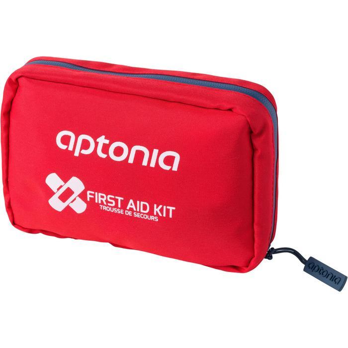 Botiquín Primeros Auxilios Aptonia SECOURS 500 Rojo