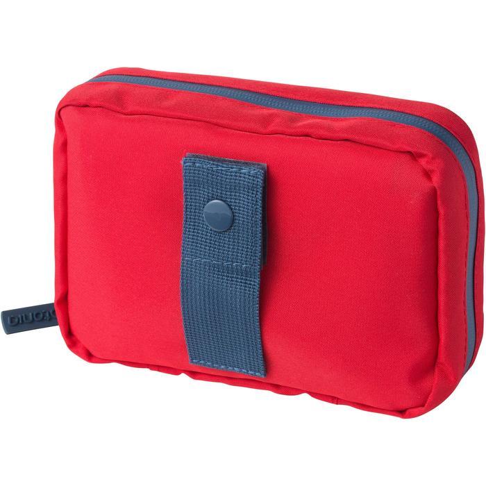 Botiquín Primeros Auxilios Aptonia 500 Rojo