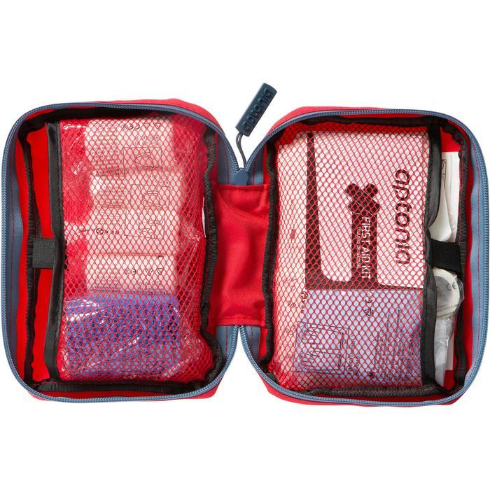 Kit 1er Secours 500 rouge
