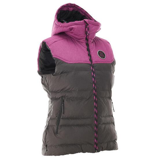 Bodywarmer voor trekking Arpenaz 600, damesmodel - 924650