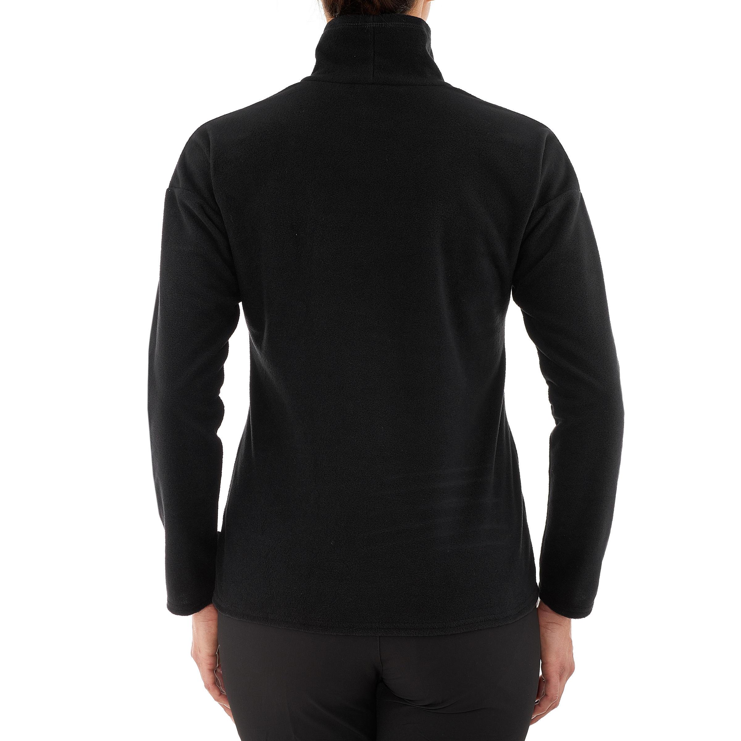 Women's MH20 Black Mountain Hiking Fleece Sweater