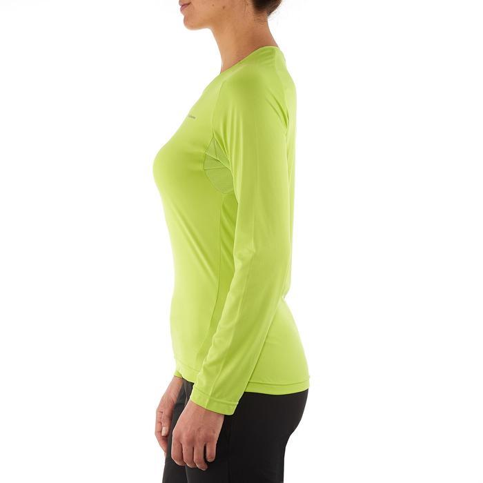 Tee-Shirt manches longues randonnée Techfresh 50 femme - 924883