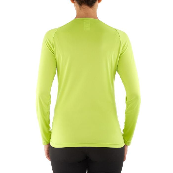 Tee-Shirt manches longues randonnée Techfresh 50 femme - 924884