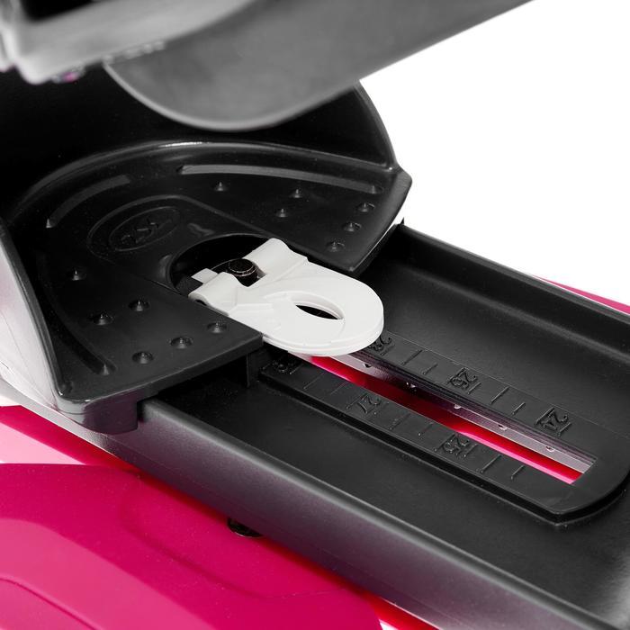 Raquettes à neige petits tamis 206 EVO rose