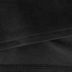 Forro polar de senderismo montaña hombre MH20 Negro
