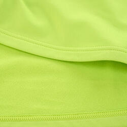 Heren T-shirt met lange mouwen Forclaz 100 Warm - 925927