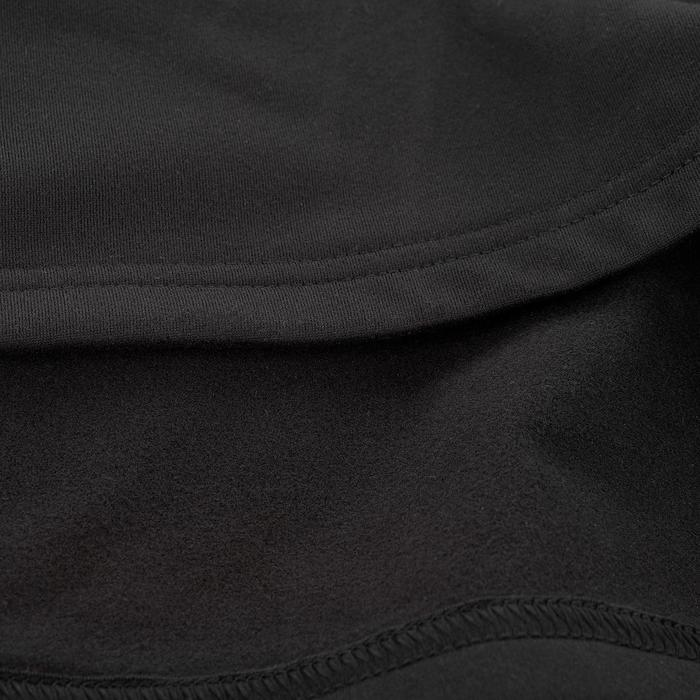Langarmshirt SH100 Winterwandern Warm Herren schwarz