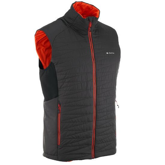 Gewatteerde bodywarmer voor trekking heren Toplight - 926262