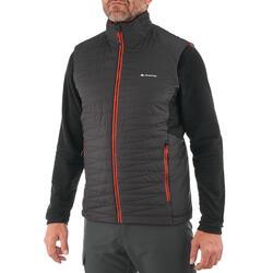 Gewatteerde bodywarmer voor trekking heren Toplight - 926264