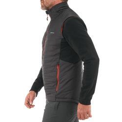 Gewatteerde bodywarmer voor trekking heren Toplight - 926265