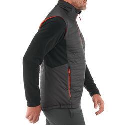 Gewatteerde bodywarmer voor trekking heren Toplight - 926266
