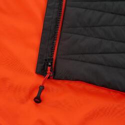 Gewatteerde bodywarmer voor trekking heren Toplight - 926268