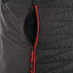 Gewatteerde bodywarmer voor trekking heren Toplight - 926271