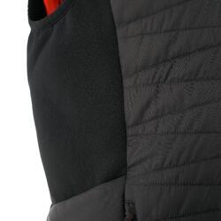 Gewatteerde bodywarmer voor trekking heren Toplight - 926272