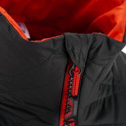 Gewatteerde bodywarmer voor trekking heren Toplight - 926274